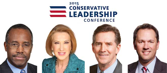 conservative leadership conference nc
