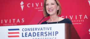 CLC Saturday: Fiorina, Woodson, FreedomWorks